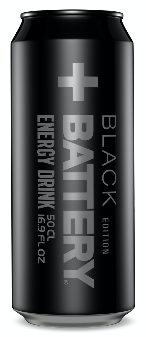 Battery Battery Black Edition 0,5 l
