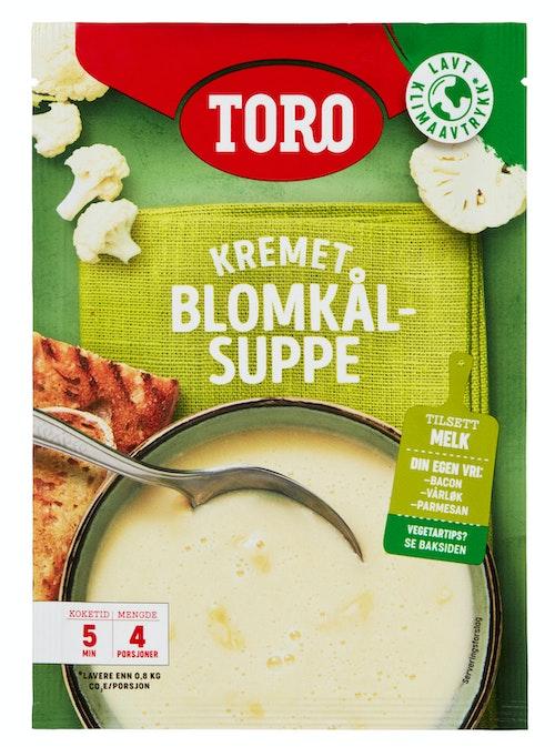 Toro Kremet blomkålsuppe 65 g