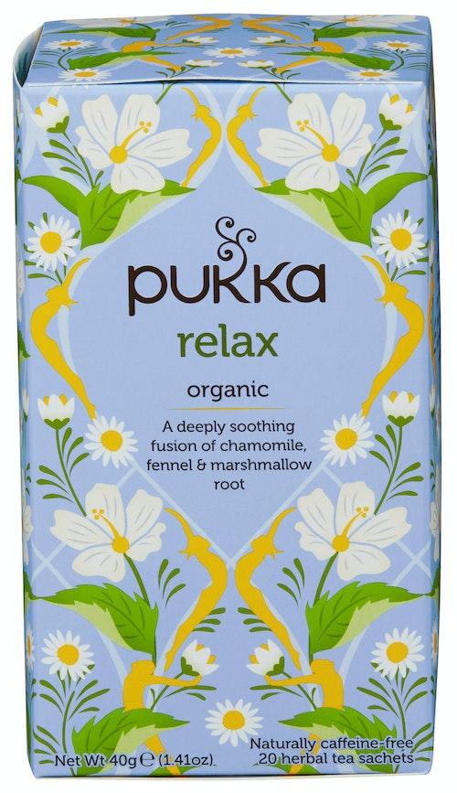 Pukka Relax 20 stk