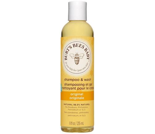 Apini Baby Bee shampoo & wash Burts Bees, 235 g