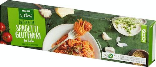 REMA 1000 Uten Spaghetti Glutenfri Økologisk, 400 g
