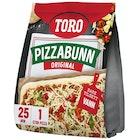 Pizzabunn Familiepakke