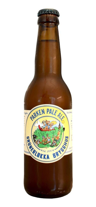 Grunerløkka Brygghus Parken Pale Ale 0,33 l