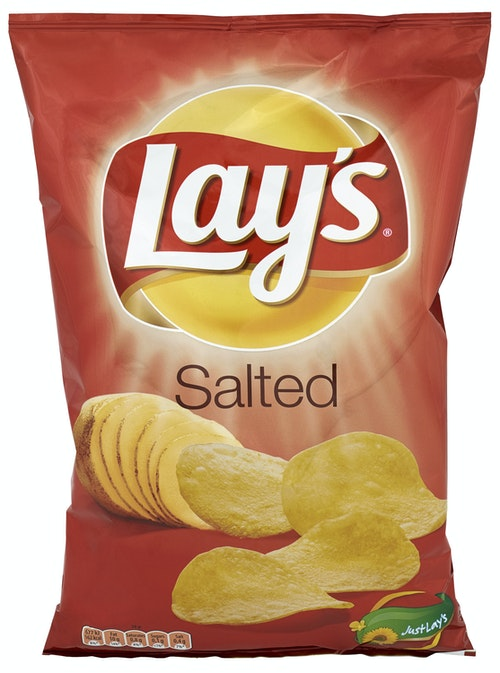 Lays Lays Chips Salted 175 g