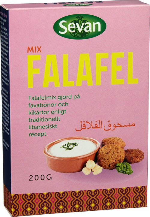 Sevan Falafelpulver 200 g