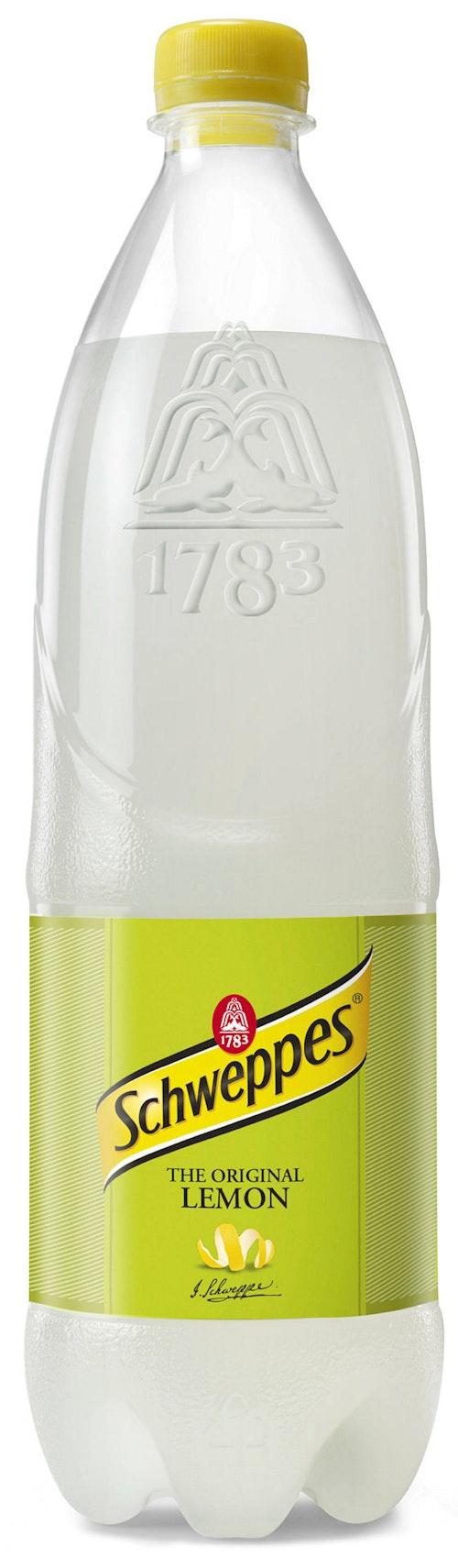 Schweppes Lemon 1 l