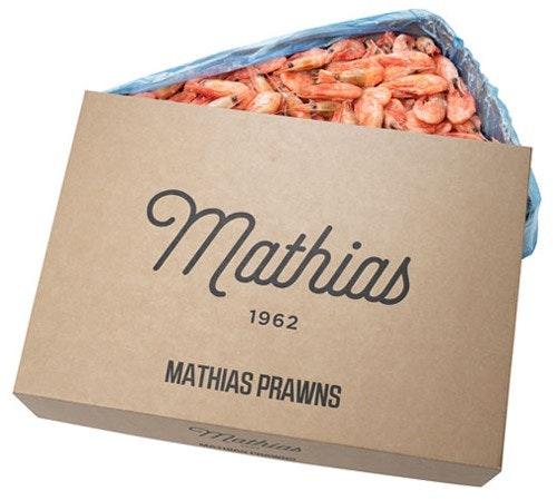 Mathias AS Frosne Store Reker Str 70/90, 5 kg