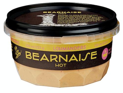Lohmanders Bearnaise Hot 230 ml