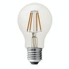 LED Normalpære Dim Klar E27 470 6w