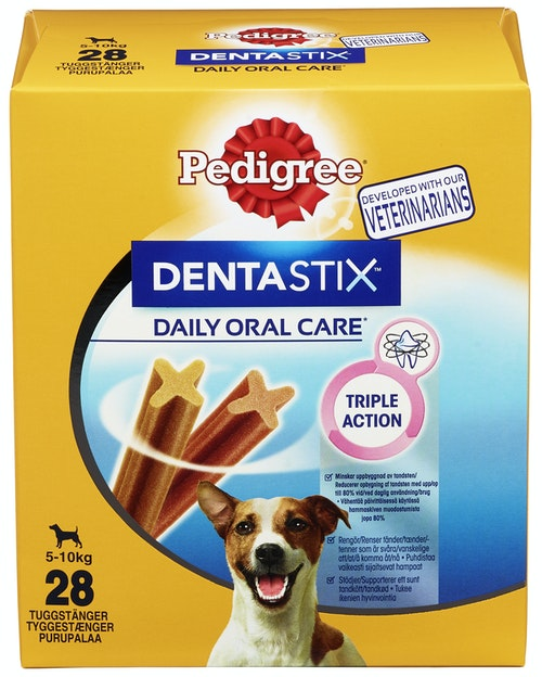 Pedigree Dentastix Small 28 stk, 440 g