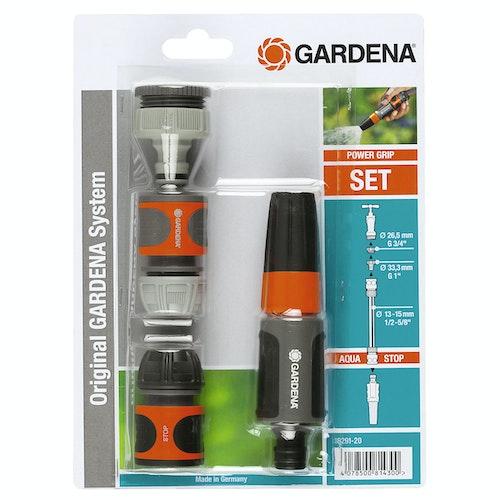 Gardena Grunnsett til hageslange 1 stk