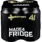 Battery Energy Drink