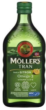 Möller's Möller's Tran Sitron 500 ml