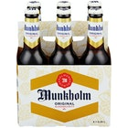 Munkholm Glassflaske