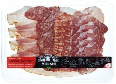 Villani Antipasto Mediterraneo 140 g