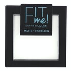 Fit Me Matte & Poreless Transparent Powder