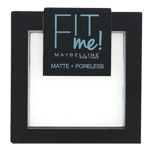 Maybelline Fit Me Matte & Poreless Transparent Powder 1 stk
