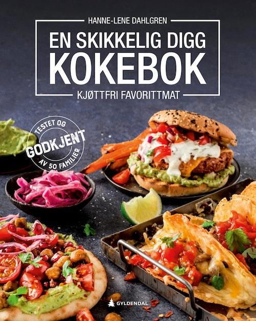 Gyldendal En Skikkelig Digg Kokebok Kjøttfri Favorittmat, 1 stk
