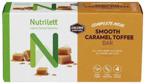 Nutrilett Smooth Caramel 4 stk