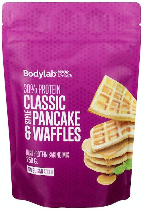 Bodylab Pannekake & Vaffel Mix Classic, 250 g