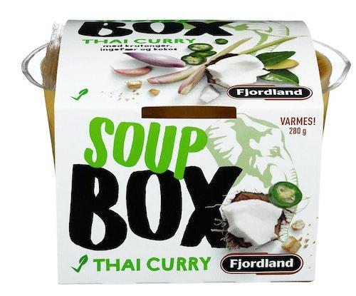 Fjordland Thai Curry Soup 280 g