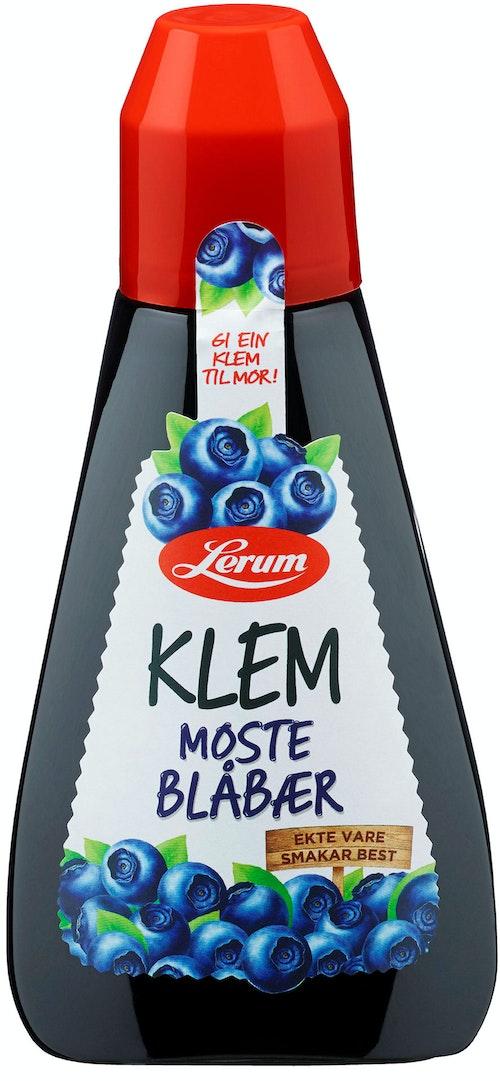 Lerum Klem Blåbær 420 g