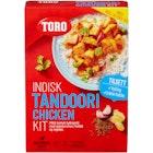 Indisk Tandoori Chicken