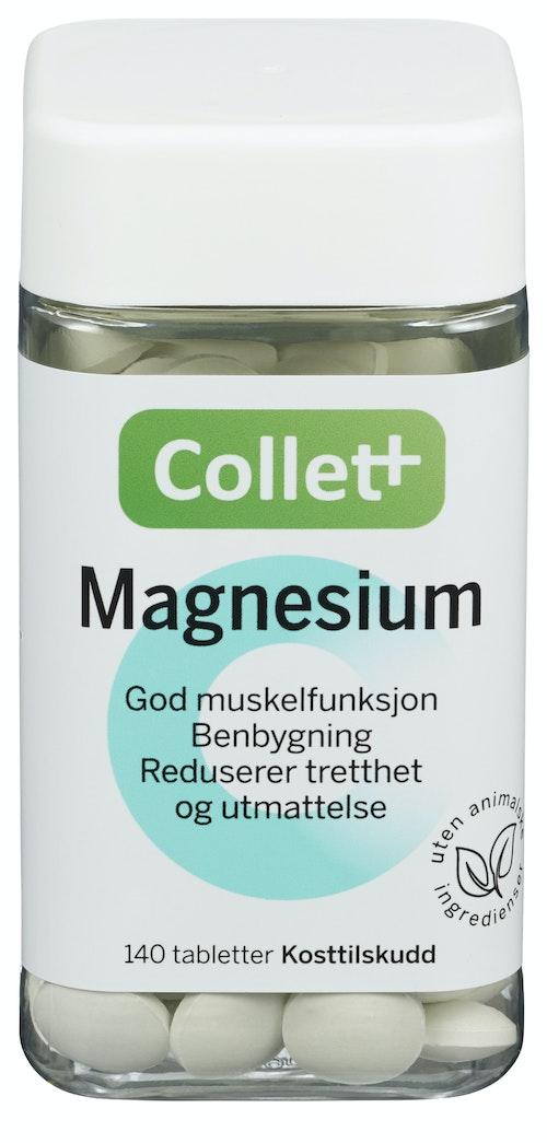 Collett Magnesium 140 stk