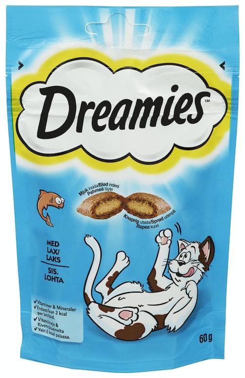 Dreamies Laks 60 g