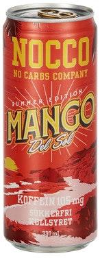 Nocco Nocco Mango 0,33 l