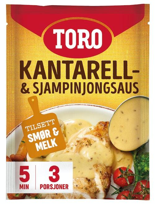 Toro Kantarell & Sjampinjongsaus 23 g