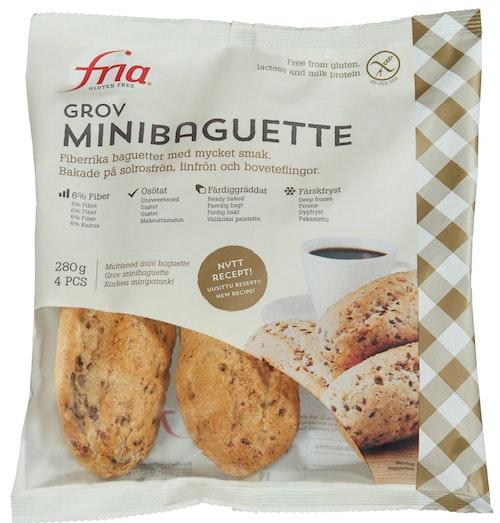 Fria Grove Baguetter Glutenfri, 280 g