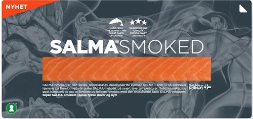 Salma SALMA Kaldrøkt laks 150 g
