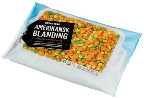 REMA 1000 Amerikansk Blanding 800 g
