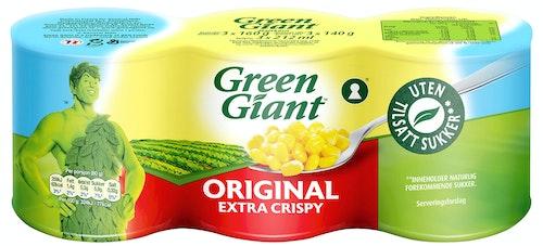 Green Giant Mais 3x160g, 480 g