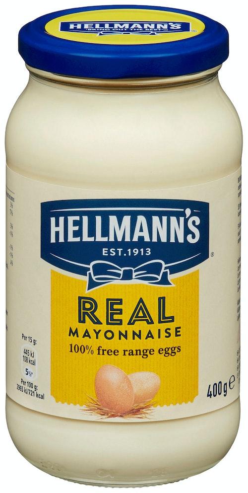 Hellmann's Ekte Majones  400 g