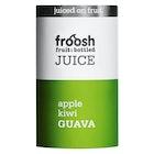 Eple, Kiwi og Hvit Guava