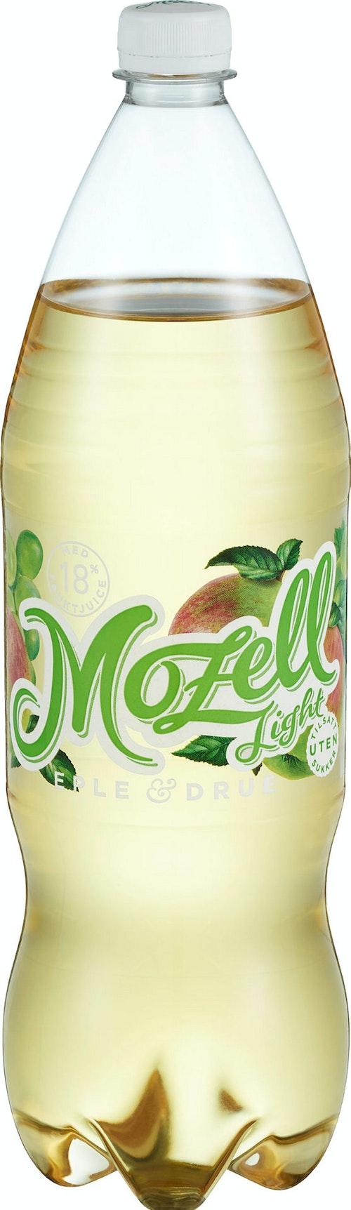 Ringnes Mozell Light Eple & Drue, 1,5 l