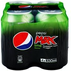 Pepsi Max Lime