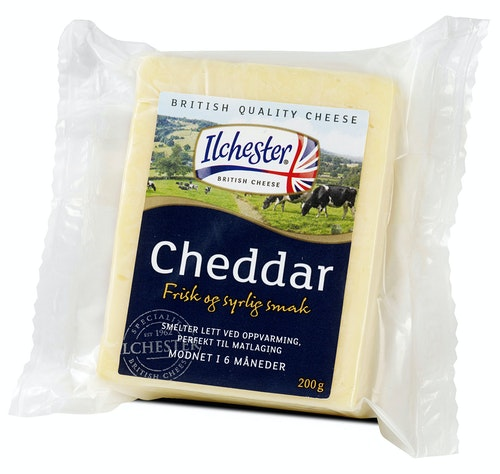 Ilchester Cheddar 200 g