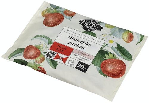Kolonihagen Jordbær Økologisk, 250 g