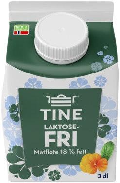 Tine Matfløte  Laktosefri, 0,3 l