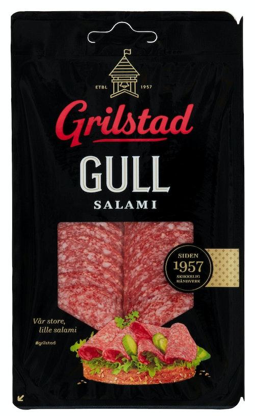 Grilstad Gullsalami 80 g