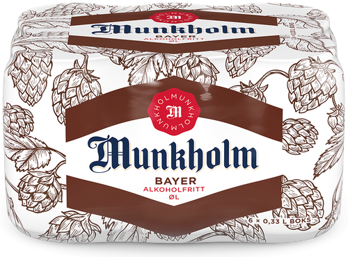 Munkholm Munkholm Bayer 6 x 0,33, 1,98 l