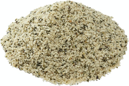 Nøtteliten Økologiske Hempfrø Uten Skall, 180 g