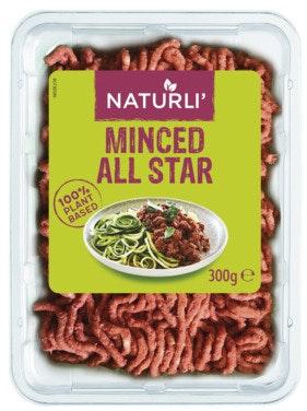 Naturli' NATURLI' Minced All Star 300 g