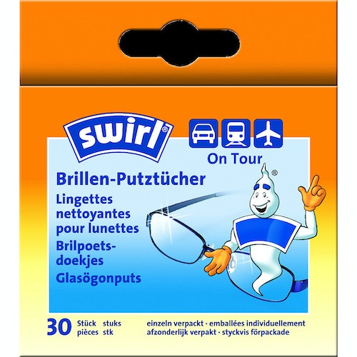 SWIRL Brilleservietter 1 stk