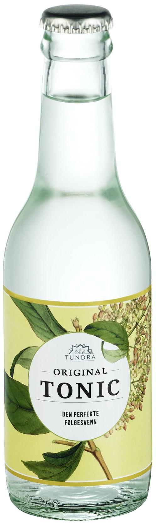 Tundra Tonic Tundra Tonic Water Original, 0,25 l