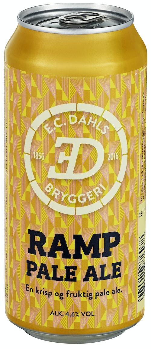 Ringnes ECD Ramp Pale Ale 0,44 l