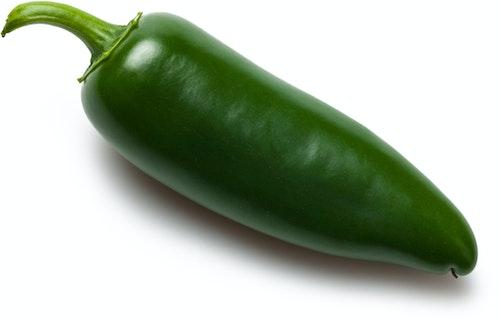 Jalapeño Grønn Spania, 50 g